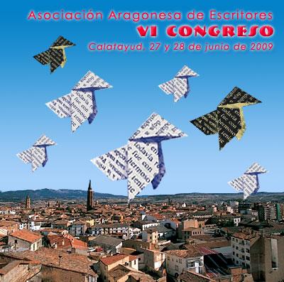 VI congreso de la Asociación Aragonesa de Escritores