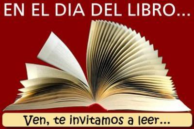 Actos culturales del Día del Libro